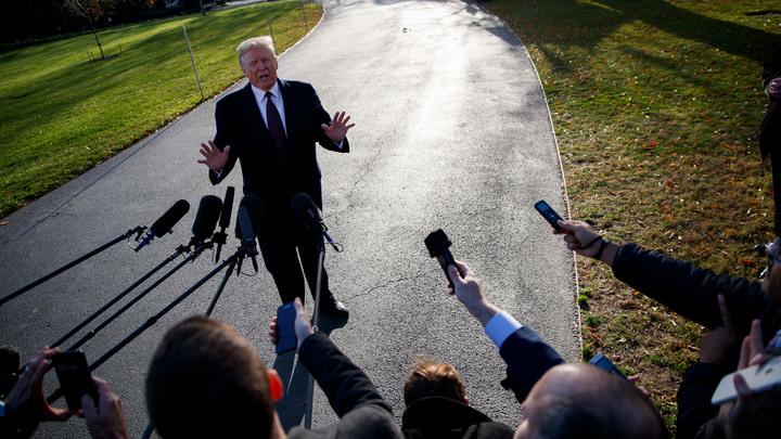 Трамп умудрился ответить: Западные СМИ удивились вопросу от российского журналиста