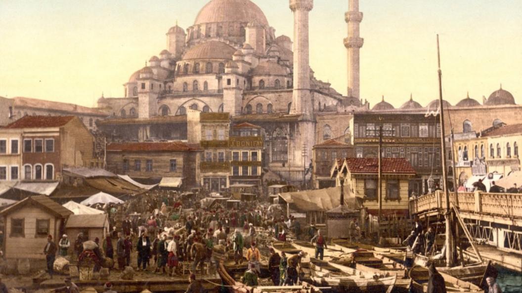 Истамбул? Нет, Константинополь!