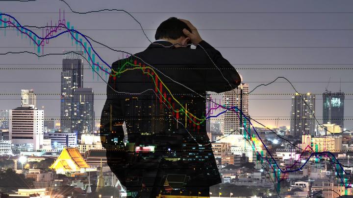 Реальная экономика России: рецессия, падение доходов, рост налогов