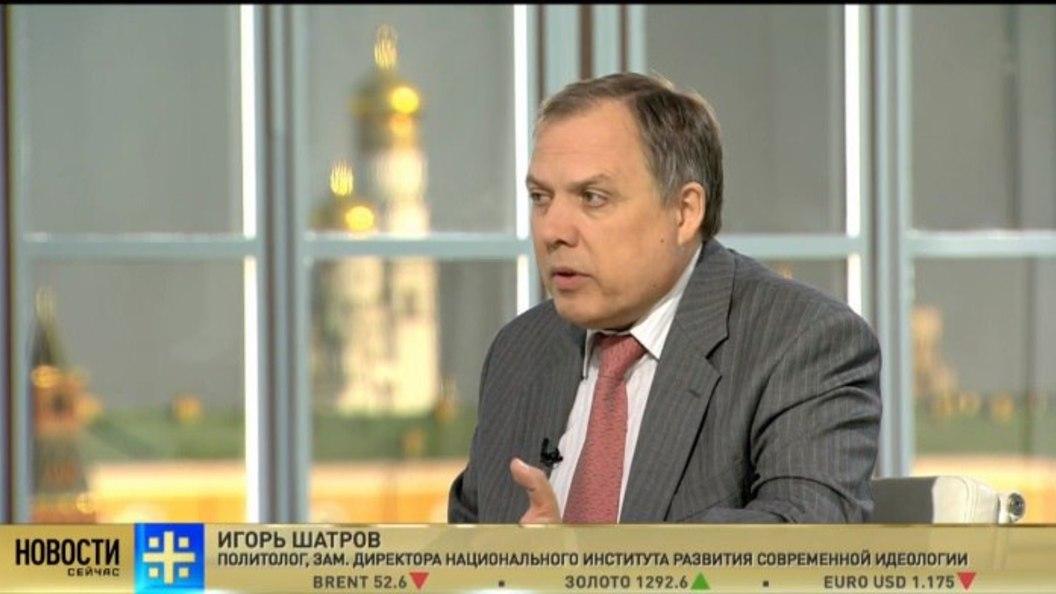 Игорь Шатров: Рейтинг преемников Путина не содержит ни одного реального кандидата