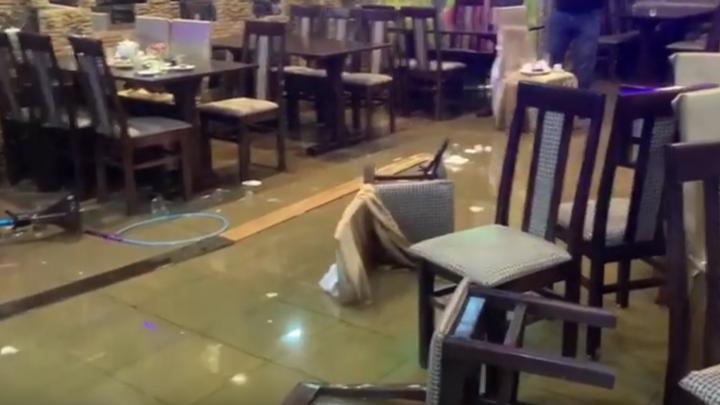 Подробности автоматной перестрелки под Петербургом: Азербайджанцы повздорили на Невском