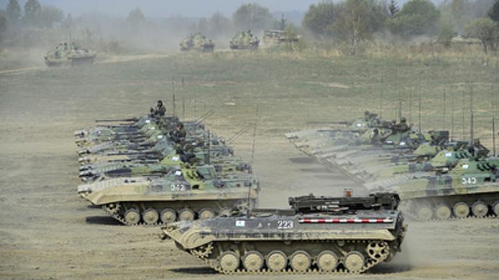 Учения НАТО на границе с Россией. Военные пообещали нанести ущерб и оплатить его