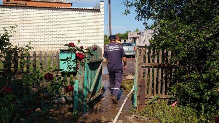 Пострадавшие из-за ливня жители Тацинского района получат 13,7 млн рублей