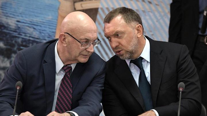 Янепозволю отменить санкции вотношении Дерипаски, который был наказан заотношения сПутиным- лидер демократов вСенате США