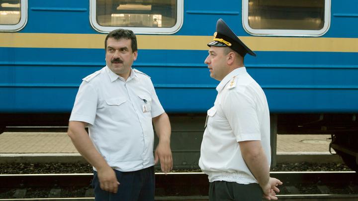 Укрзализныця вынудила десятки пассажиров семь часов ехать стоя