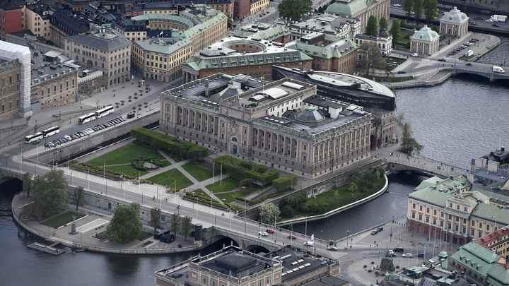 На акции протеста мигрантов в Швеции пострадали три человека