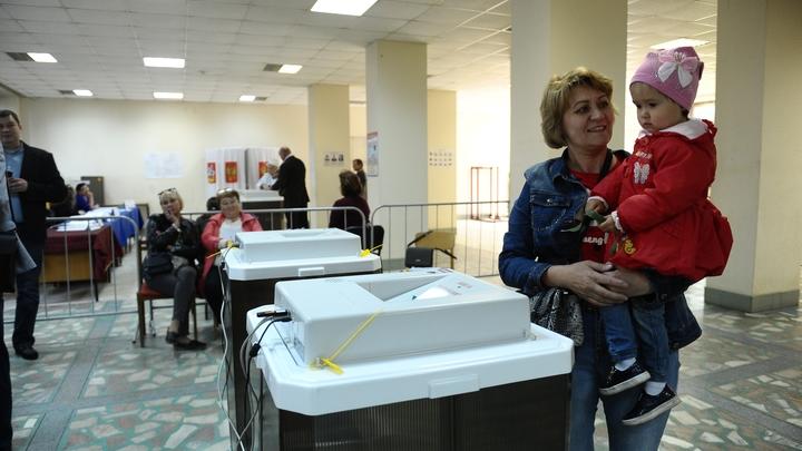В избирательной комиссии Новосибирской области рассказали о едином дне голосования