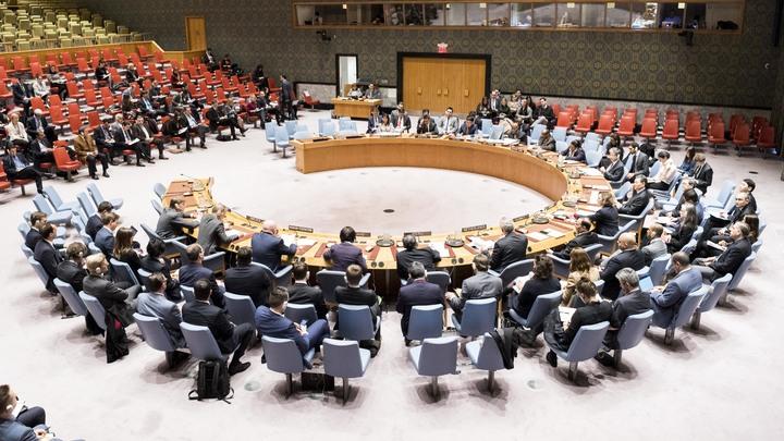 ООН ответила на агрессию коалиции США в Сирии мягким предупреждением
