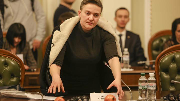 Без права на залог: Киев отправил Савченко за решетку