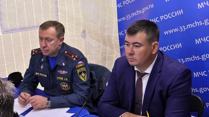 ЗС Владимирской области утвердило в должности вице-губернатора Романа Годунина