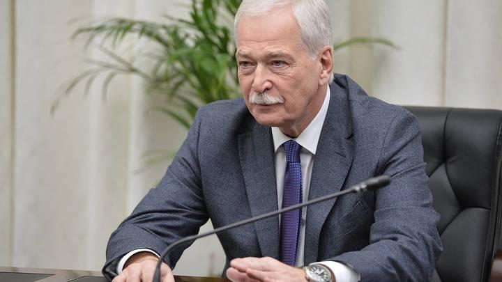 Власти Украины держат курс на войну: Грызлов ткнул Киев носом в нарушенные договорённости