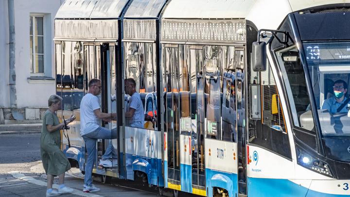 В Новосибирске запустят 10 подержанных трамваев из Москвы