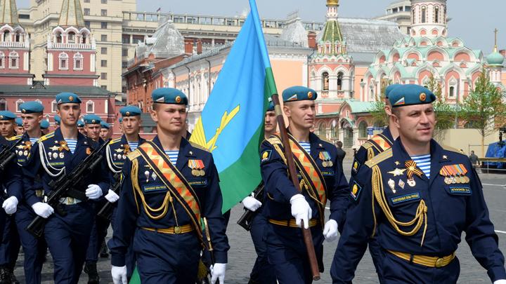 День гвардии — день героев