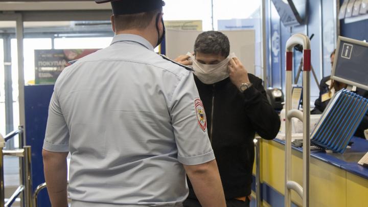 Новые COVID-рейды: в Ростове-на-Дону возобновили контроль за масочным режимом