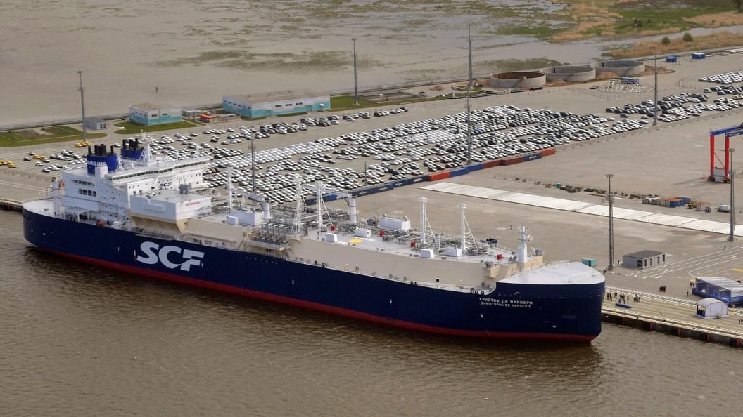 «Ямал СПГ» отчитался оботгрузке топлива ссамого начала работы