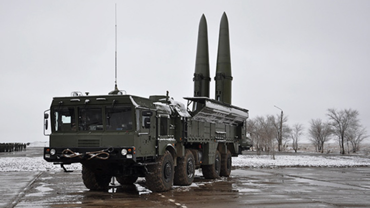 В Ивановской области проведут учебные запуски из Искандеров