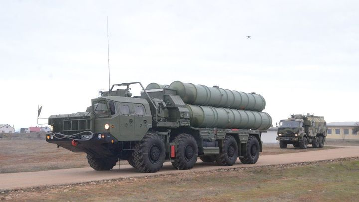 «Опережают американские системы Patriot» - Die Welt о российских С-400