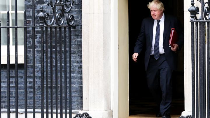 Борис Джонсон обвинил Запад в ухудшении отношений с Россией