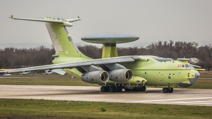 Проспали: Эстонцы из-за своей заминки обвинили российский Ил-76 в нарушении воздушной границы
