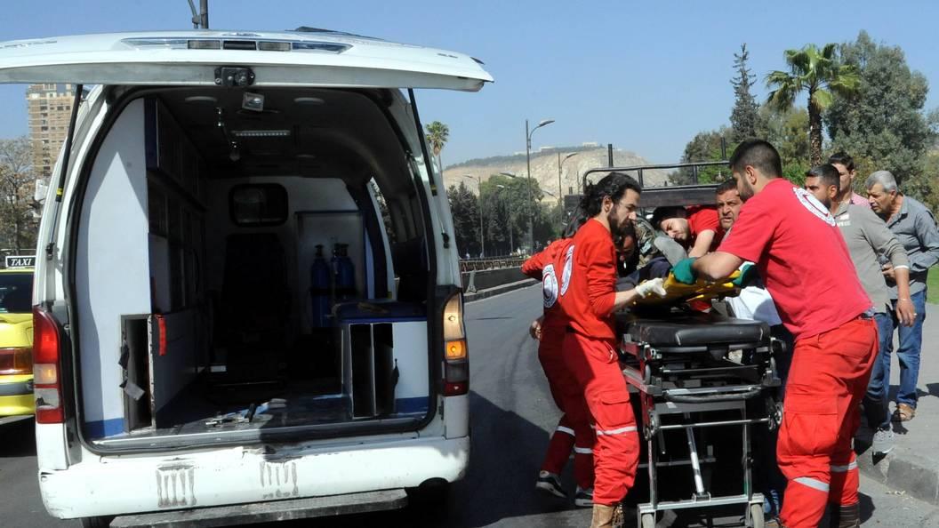 Мед. работники изсирийской Думы опровергли информацию охимических атаках