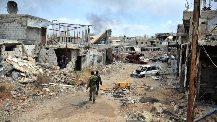 NYT: Путин одним звонком может остановить новую войну в Сирии