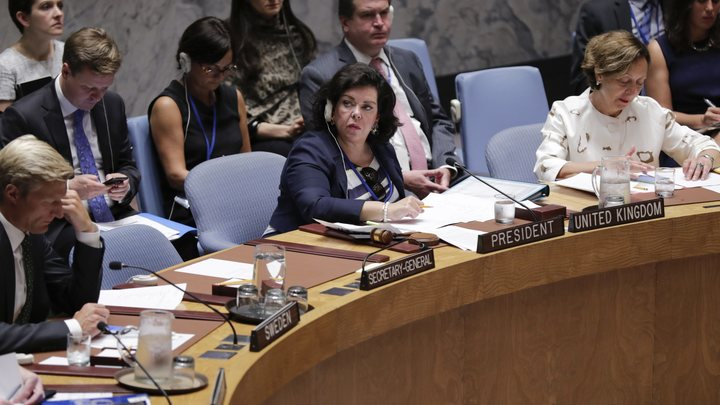 Вас плохо подготовили: Британку в ООН одёрнули после слов об обездоленных украинцах в Крыму