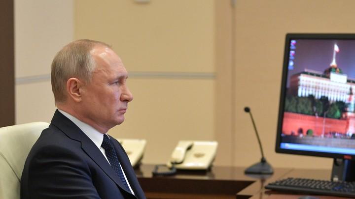 Сигнал для всех: Путин потребовал от чиновников не списывать недоработки на коронавирус
