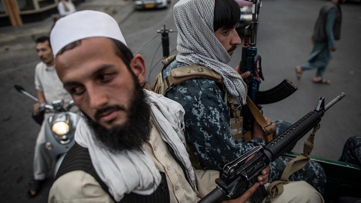 Шоу не для слабонервных: Талибы* устроили публичную казнь с участием подъёмных кранов