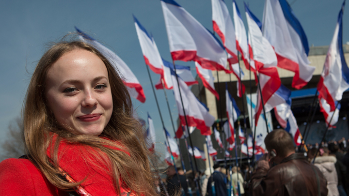 Посмотрите своими глазами: Что сделала Россия с Крымом