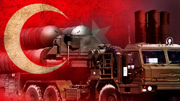 Турция хочет С-400 для шантажа НАТО