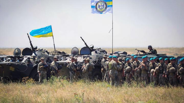 Украинский штаб ООС словили наплагиате ролика о русской армии