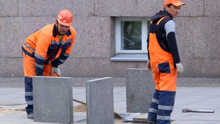 Мигранты вновь устроили дебош в центре Москвы. Разгонять пришлось полиции