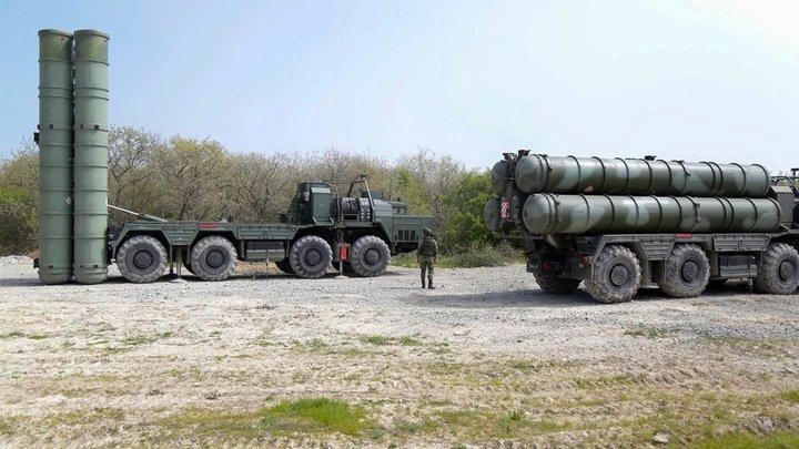 Турция получила от России военные пугала: Эрдоган выбрал цели для российских С-400