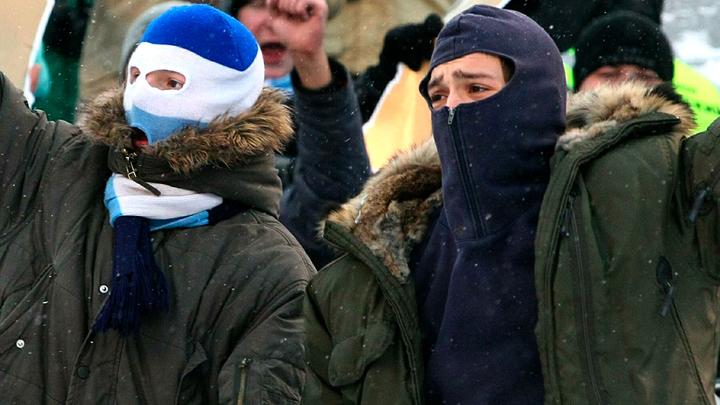 Футбольные звери в Европе, или Русский ответ западной пропаганде
