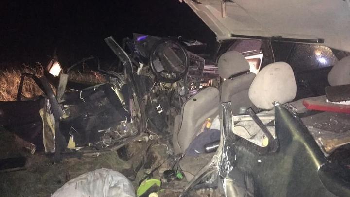 Два человека погибли в ДТП под Новосибирском