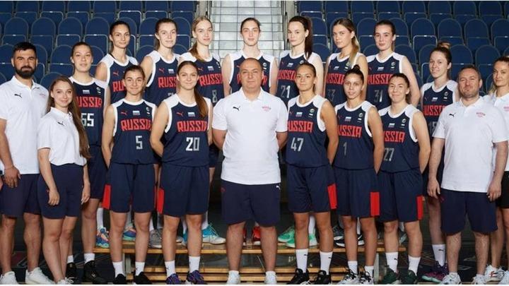 Еврочелленджер: Подмосковные баскетболистки в составе сборной России завоевали бронзу