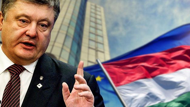 Киев обиделся на венгров за требование Самоопределения для Закарпатья