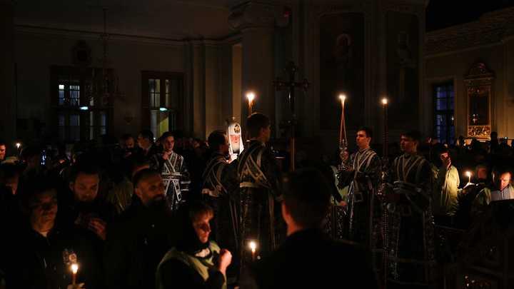 Третий день Великого поста. Церковный календарь на 17 марта