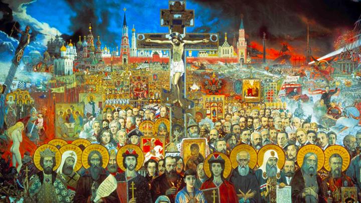 Роль Православия и русских – государствообразующая: Священнослужители о Конституции Русской мечты