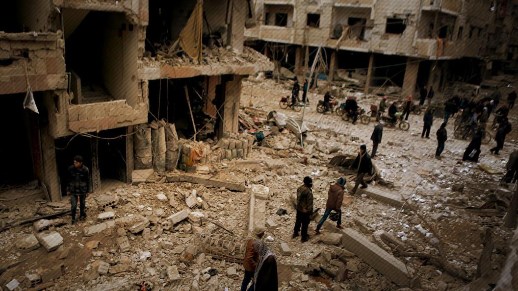 Восточная Гута: Боевики не смогли обыграть Путина