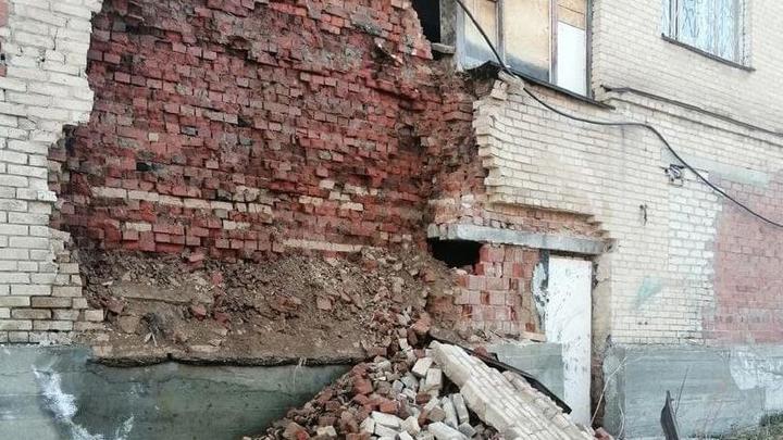 В Миассе после обрушения стены жильцов вернут в общежитие