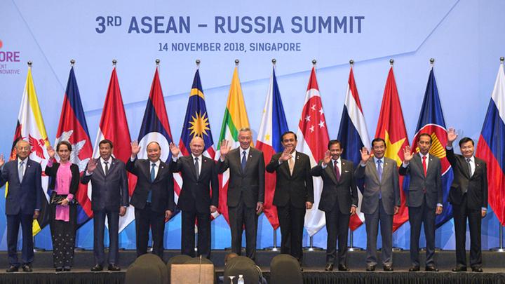 Окно в Азию: Что значит для России сотрудничество с АСЕАН