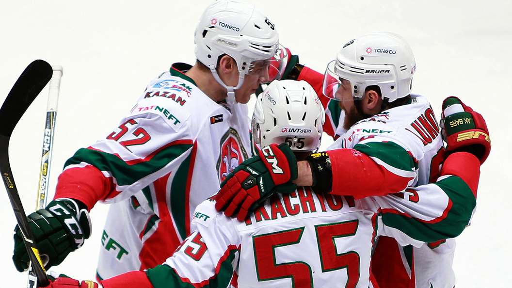 ЦСКА проиграл «АкБарсу» вторую игру финала кубка Гагарина