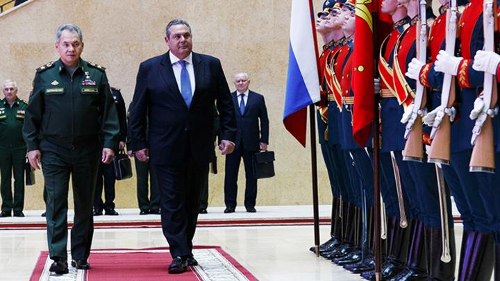Греции снова нужна Россия