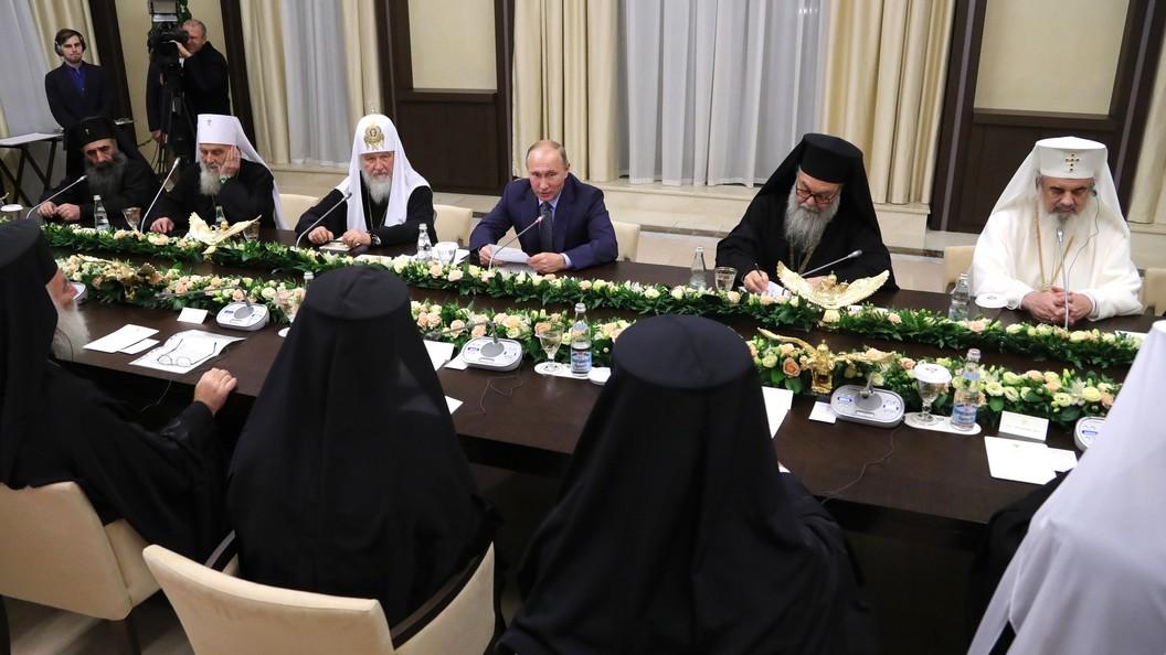 Светский лидер Православного мира