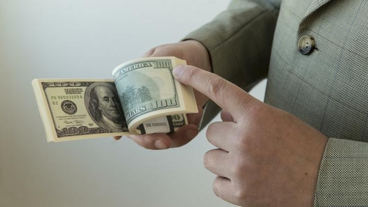 Россия увеличила вложения в ценные бумаги США до 96,1 млрд долларов