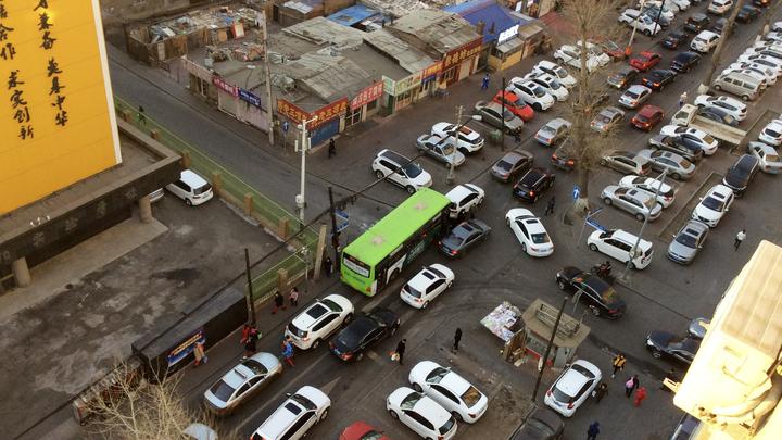 Автохлам - в Россию: Китай разгружает собственный рынок бэушек