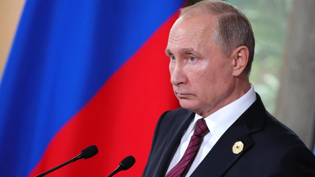Спрос насжиженный газ нужно формировать внутри страны, объявил Путин