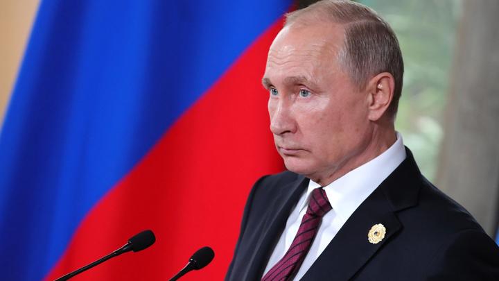 Путин: России нужен свой сжиженный газ