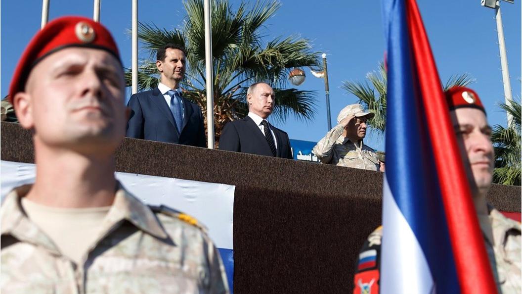 Путин-триумфатор: Что мировые СМИ пишут о поездке президента России на Ближний Восток